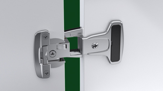 Grass Products Single Joint Hinges